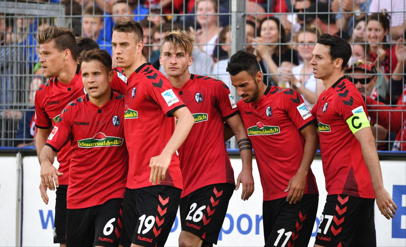 SC Freiburg - Foto: Achim Keller