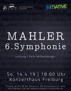 Benefizkonzert Sinfonieorchester Crescendo
