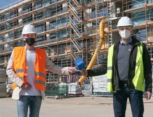 Spenden für echte Helden: Südstar Getränke GmbH spendet 2.500 EUR